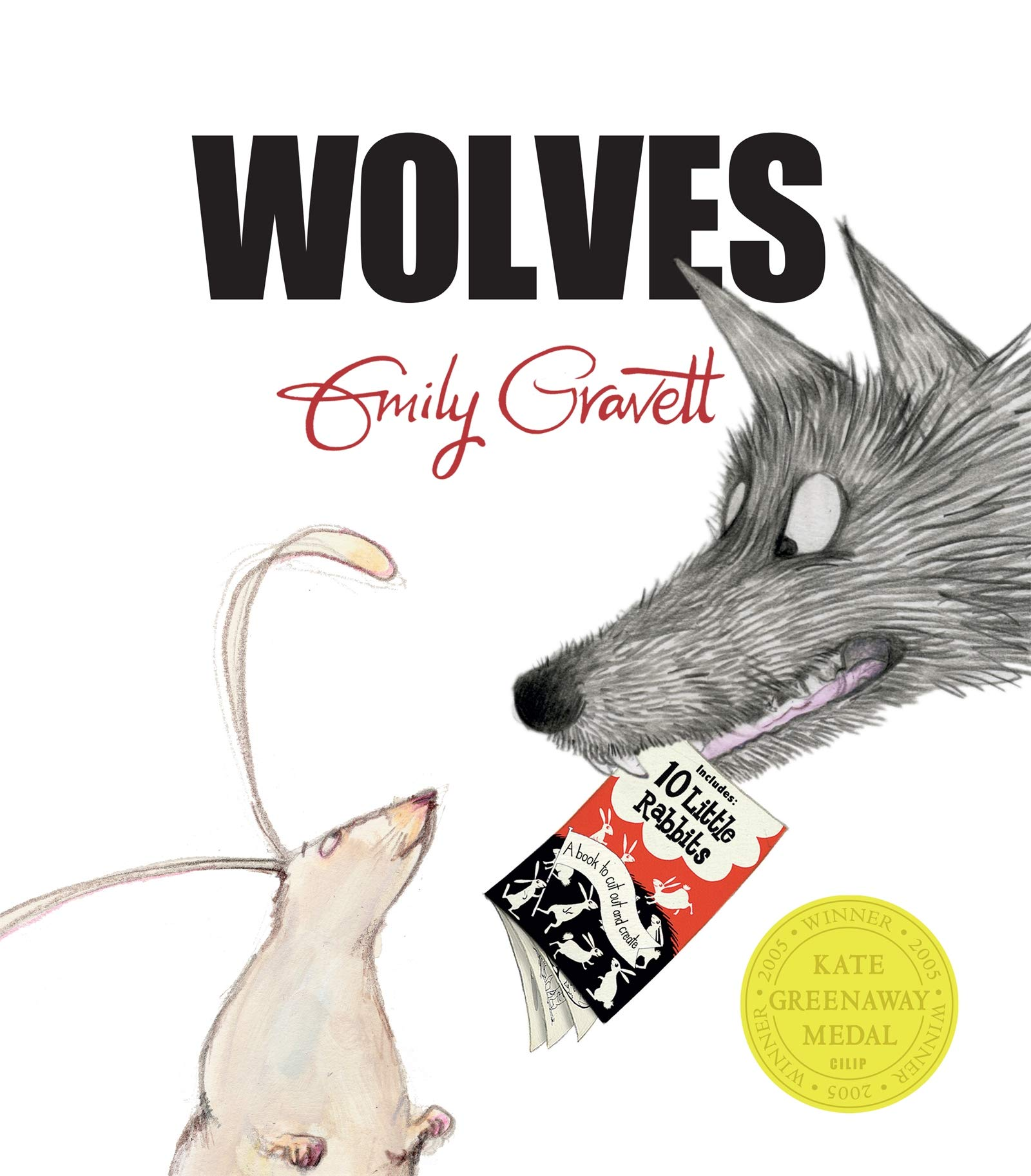 Wolves: Amazon.co.uk: Gravett, Emily: 9781509836666: Books
