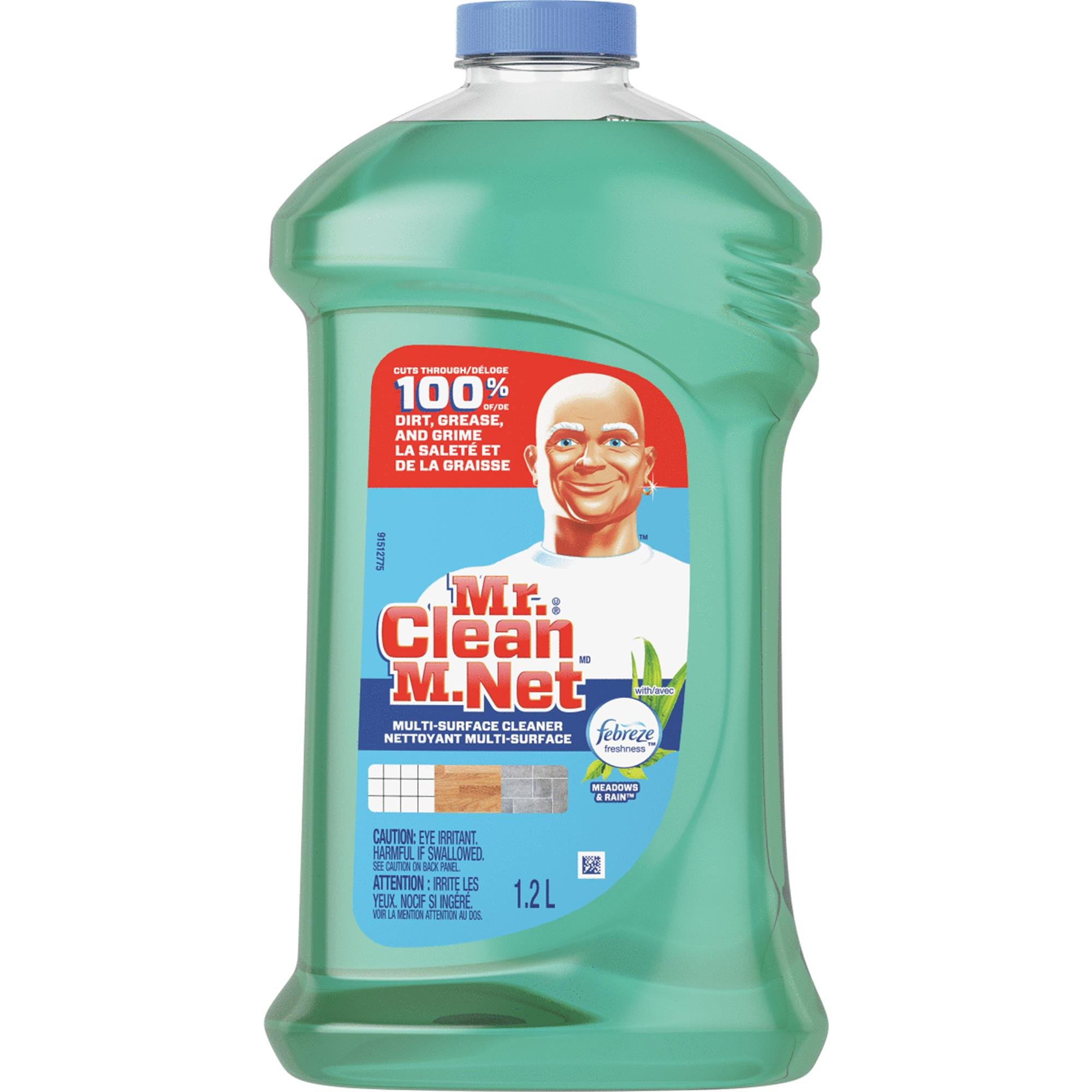Mr. Clean with Febreze All-Purpose Cleaner, 40 fl oz (3 Count)