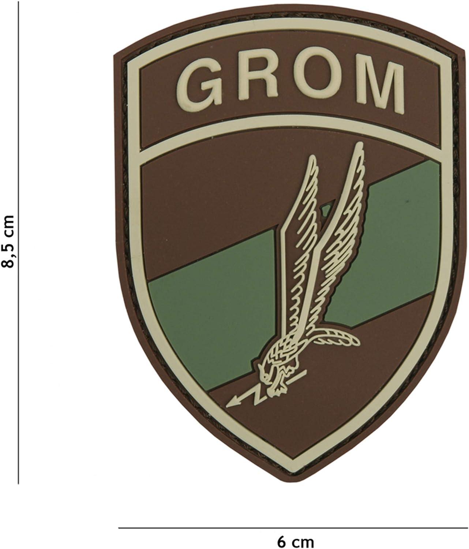 GROM Multi #2089 PATCH DISTINTIVO Velcro Airsoft Paintball Softair