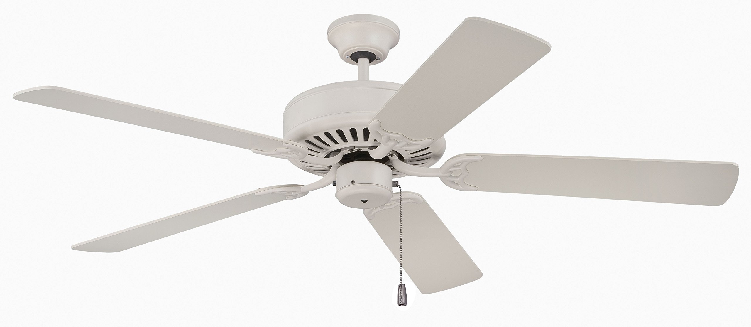 Craftmade K11133 Ceiling Fan Motor with Blades Included, 52''