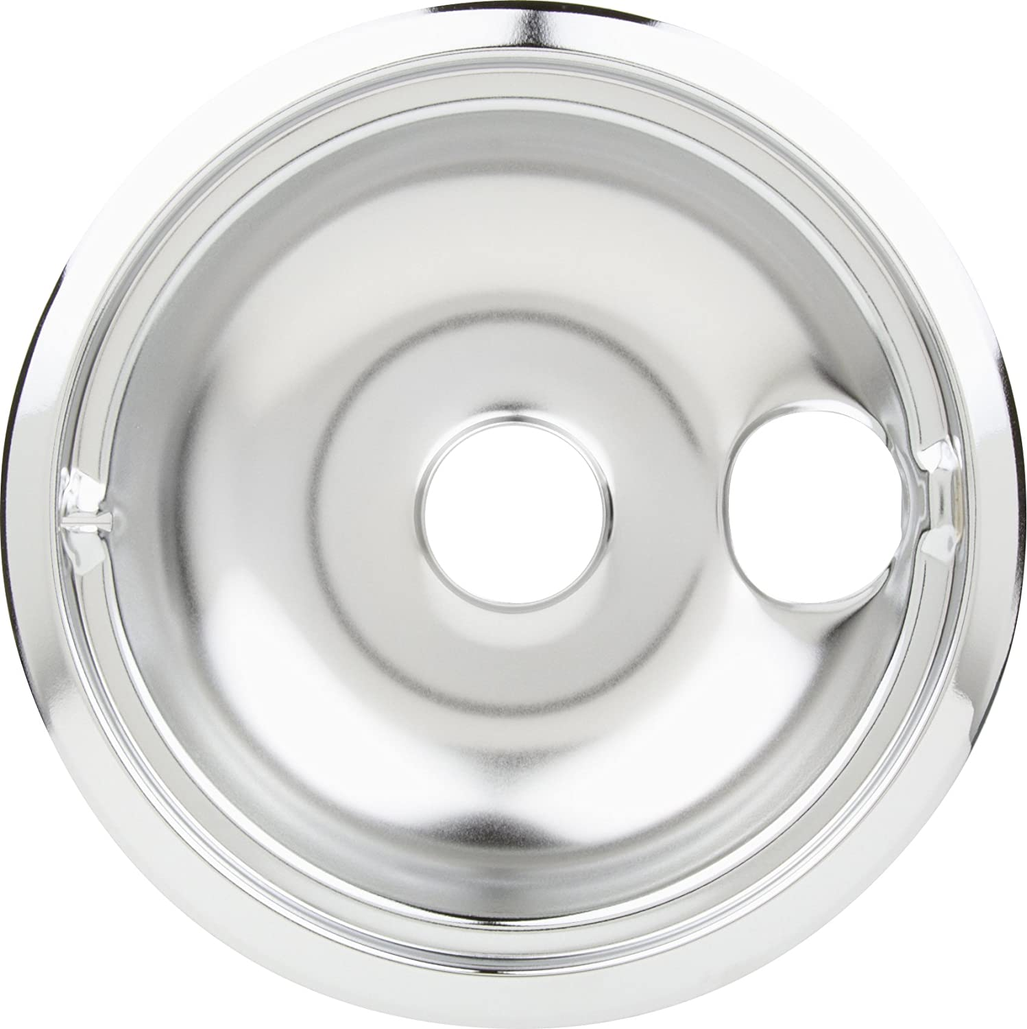 GE WB32X5076 8-Inch Drip Pan, Chrome