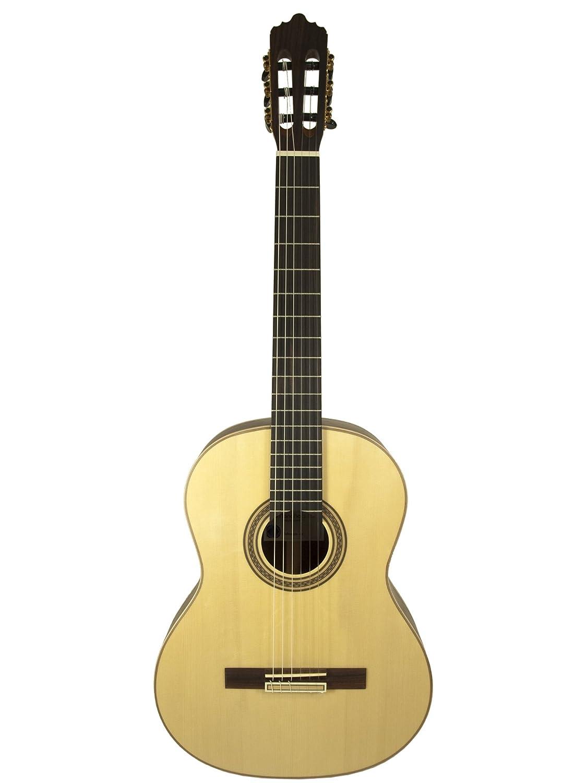 LA MANCHA 211.276 Zafiro SM EX Guitarra Clásica: Amazon.es: Instrumentos musicales