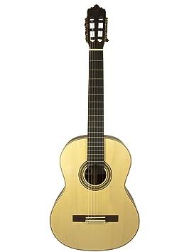 LA MANCHA 211.276 Zafiro SM EX Guitarra Clásica: Amazon.es ...