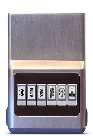 Geldbörsen Ausweis Kartenhüllen Acm Wallet Kartenhalter