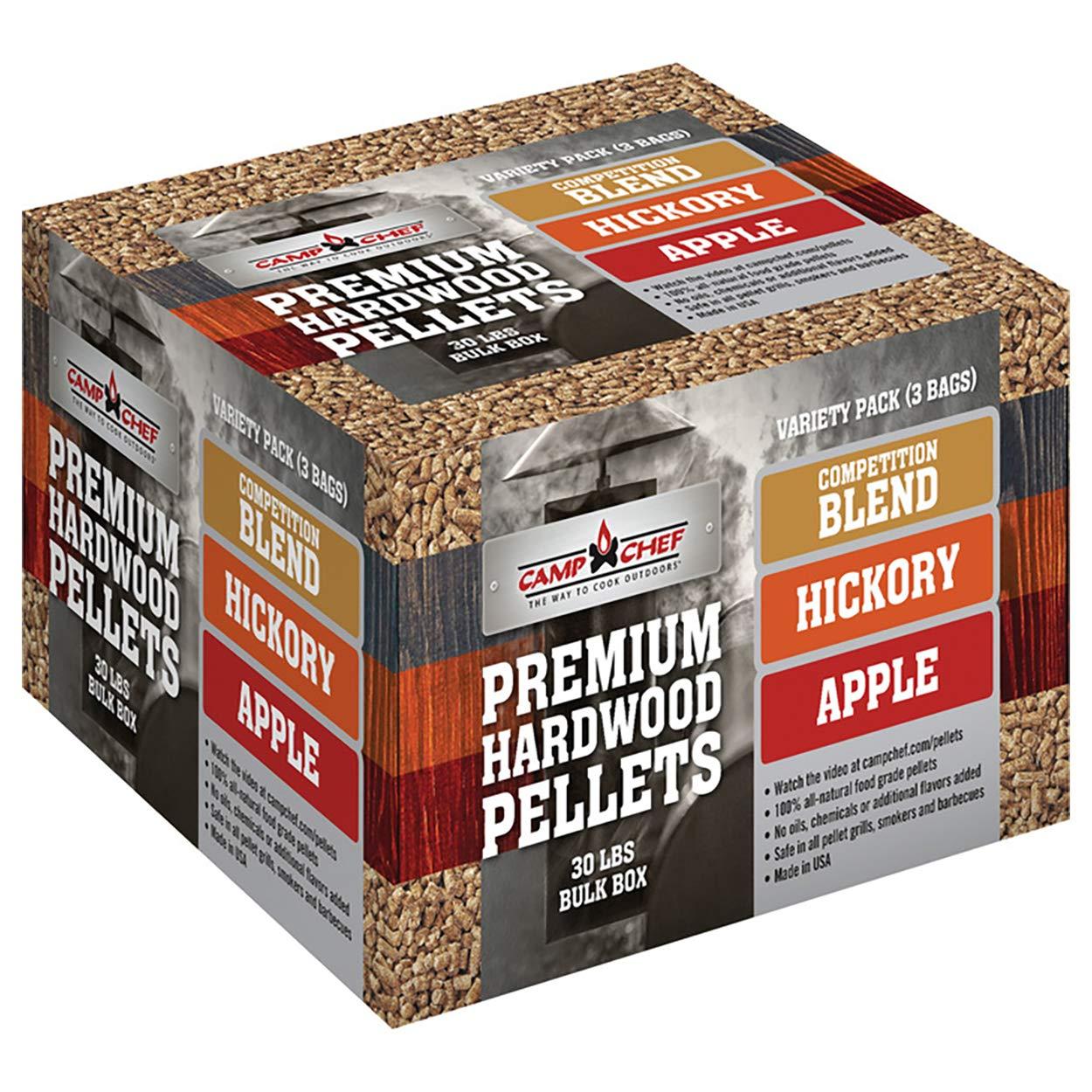 Camp Chef Cherry Premium Hardwood Pellets PLCY Grill Accessories