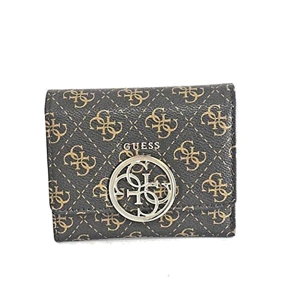 Cartera guess señora con solapa guess: Amazon.es: Ropa y ...