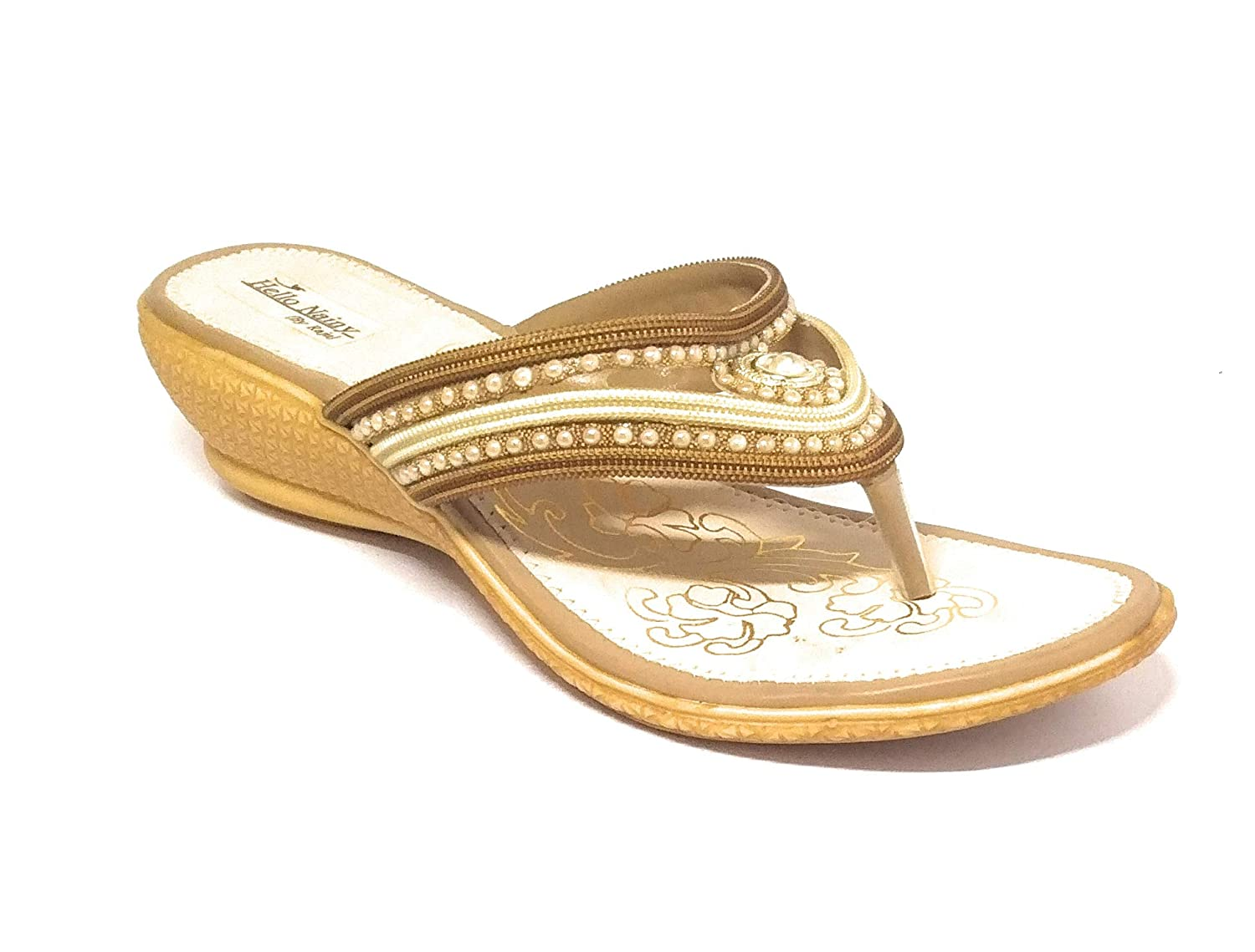 Buy passion Ladies Fancy Chappal for