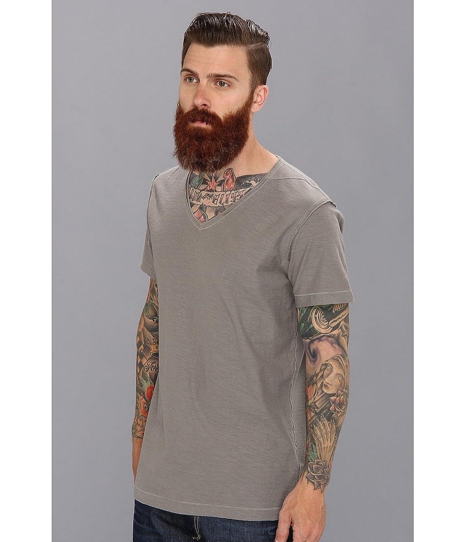 Diesel Men's T-Tossik Slub Jersey V-Neck T-Shirt