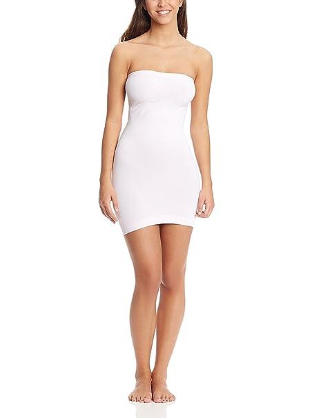 Anaissa Vestido Interior Moldeador Cosmetic Rosa Palo S