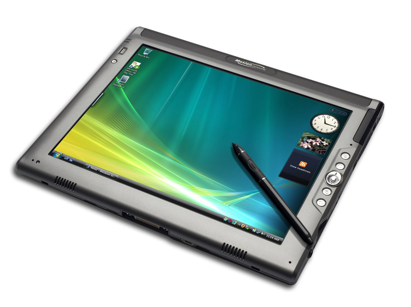 POSRUS Antiglare Touch Screen Protector for Motion Computing LE1700 Tablets
