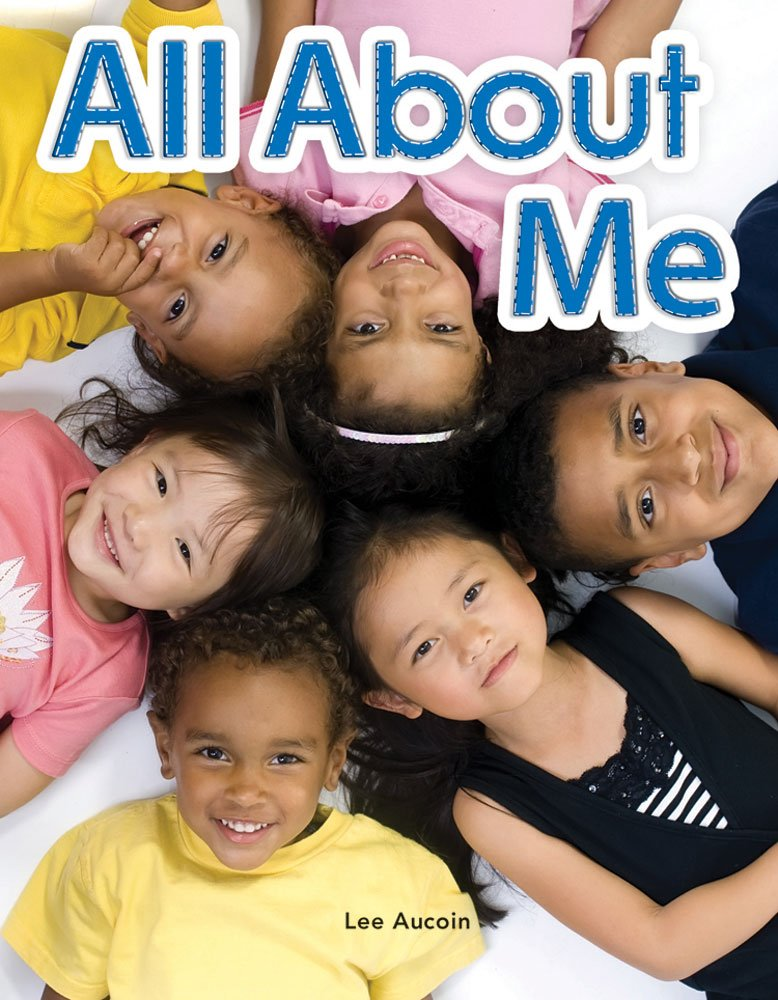 All About Me Lap Book (Literacy, Language and Learning)