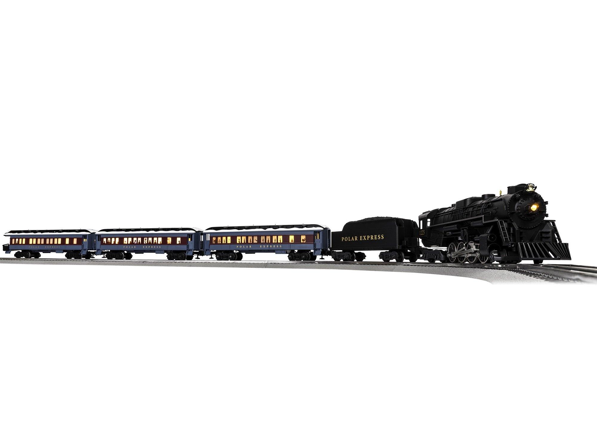 Lionel The Polar Express LionChief Train Set with Bluetooth Train Set by Lionel (Image #3)