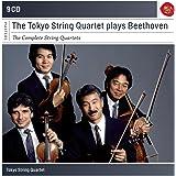 The Tokyo String Quartet plays Beethoven : The Complete String Quartets