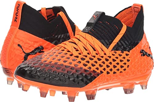 PUMA Future 2.1 Netfit Youth Firm Ground Soccer Cleats
