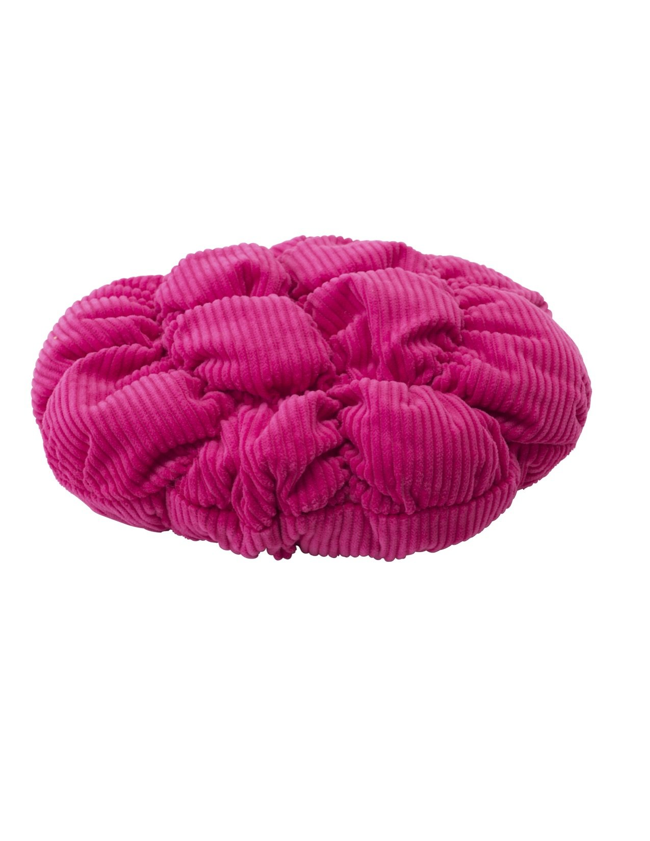 IKEA Cover for Mammut Childrens Stool (Bright Pink Stickat)