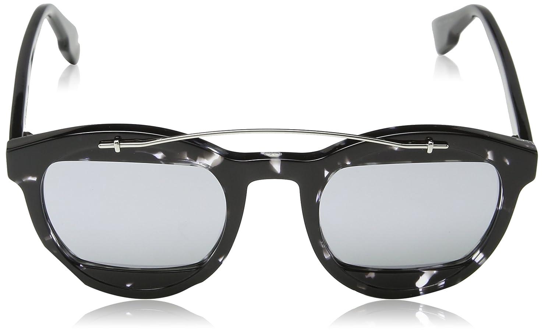 a232f653d7ce Amazon.com  Dior DIORMANIA1 Round Acetate Sunglasses AB8DC  Christian Dior   Clothing