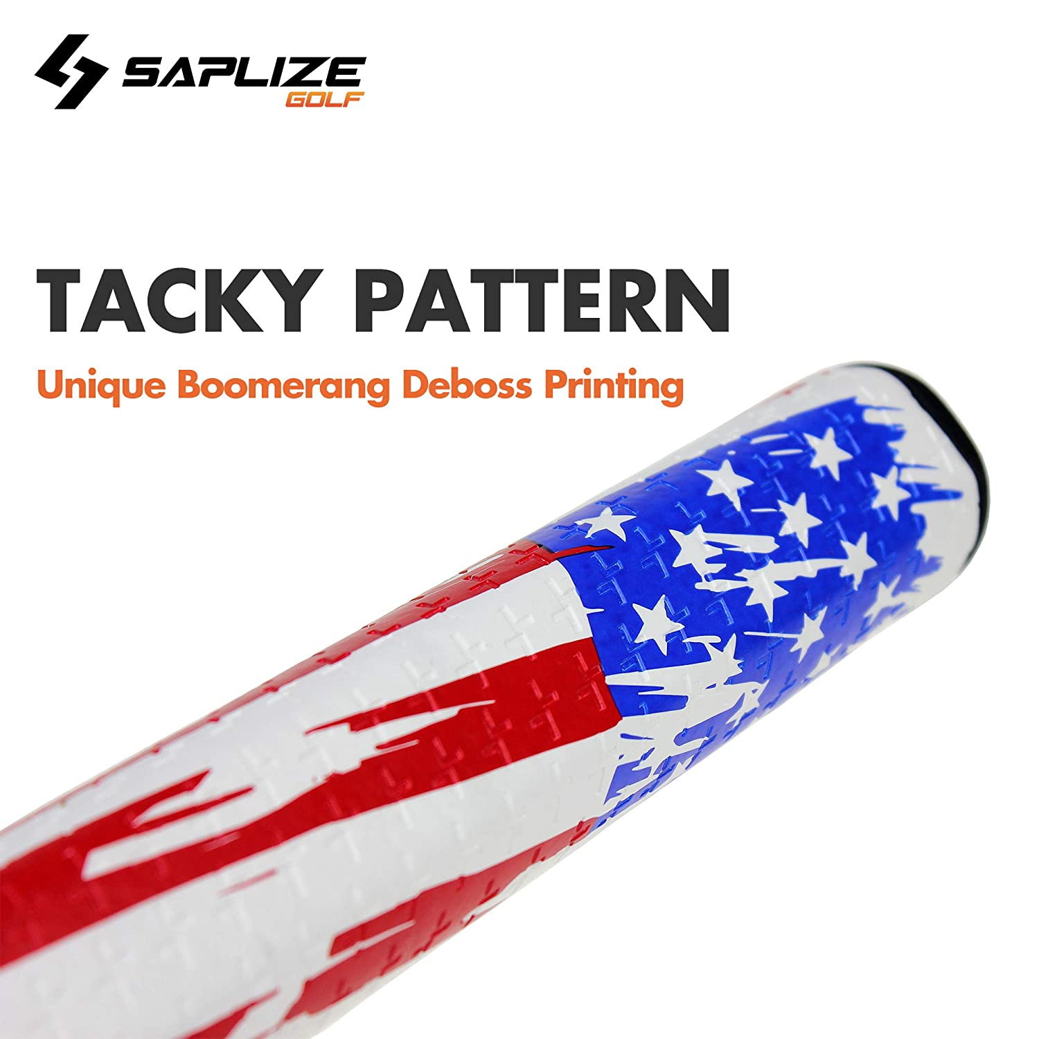 SAPLIZE Golf Putter Grip, Golf Club Grips, M.A.G.A. Agarres ...