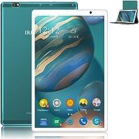 Tablet de 10 pulgadas Android 10.0, Octa-Core 1.5Ghz Tabletas 64GB ROM (128GB de expansión) 4GB RAM cámaras duales 8MP…