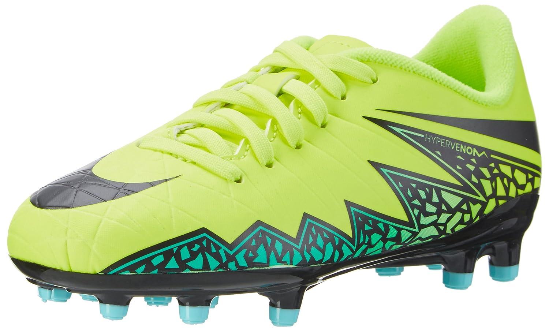 Nike Unisex Kids' Jr Hypervenom Phelon Ii Fg Football Boots