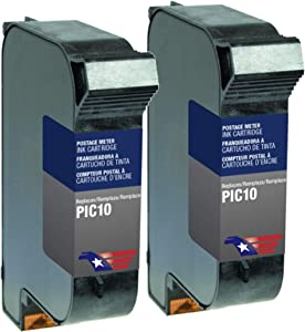 FP PostBase Ink Cartridge # 58.0052.3038.00 Compatible High Capacity Fluorescent Red Ink PIC10