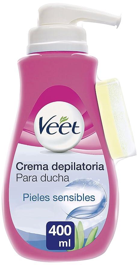 Veet Crema Depilatoria de Ducha - con Dosificador bca85e2c1010