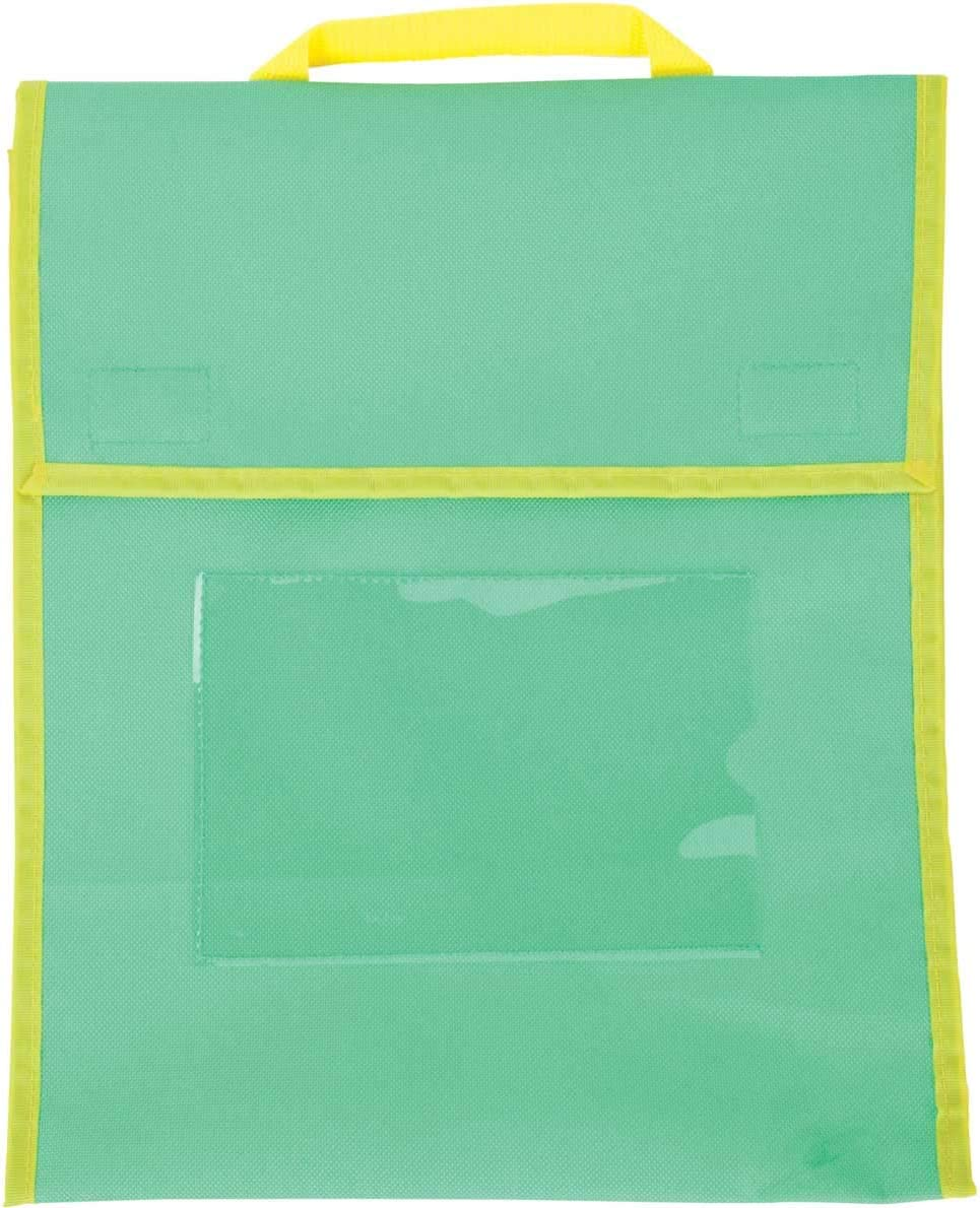Really Good Stuff Store More Medium Book Pouches Single Color Set of 36
