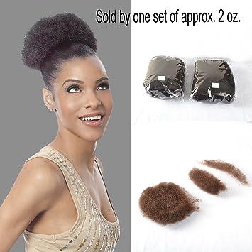 shuiniuyang® Tight Afro Kinky Bulk for Braiding 8