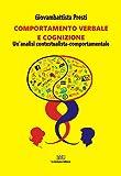 Comportamento verbale e cognizione. Un'analisi contestualista-comportamentale