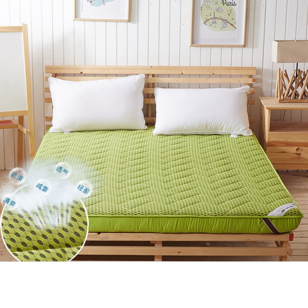 GJLTGFDLTUJG Tatami Mattress/Sponge mat/Student Dormitory mat is/Double Mattress-E 135x200cm(53x79inch) by GJLTGFDLTUJG