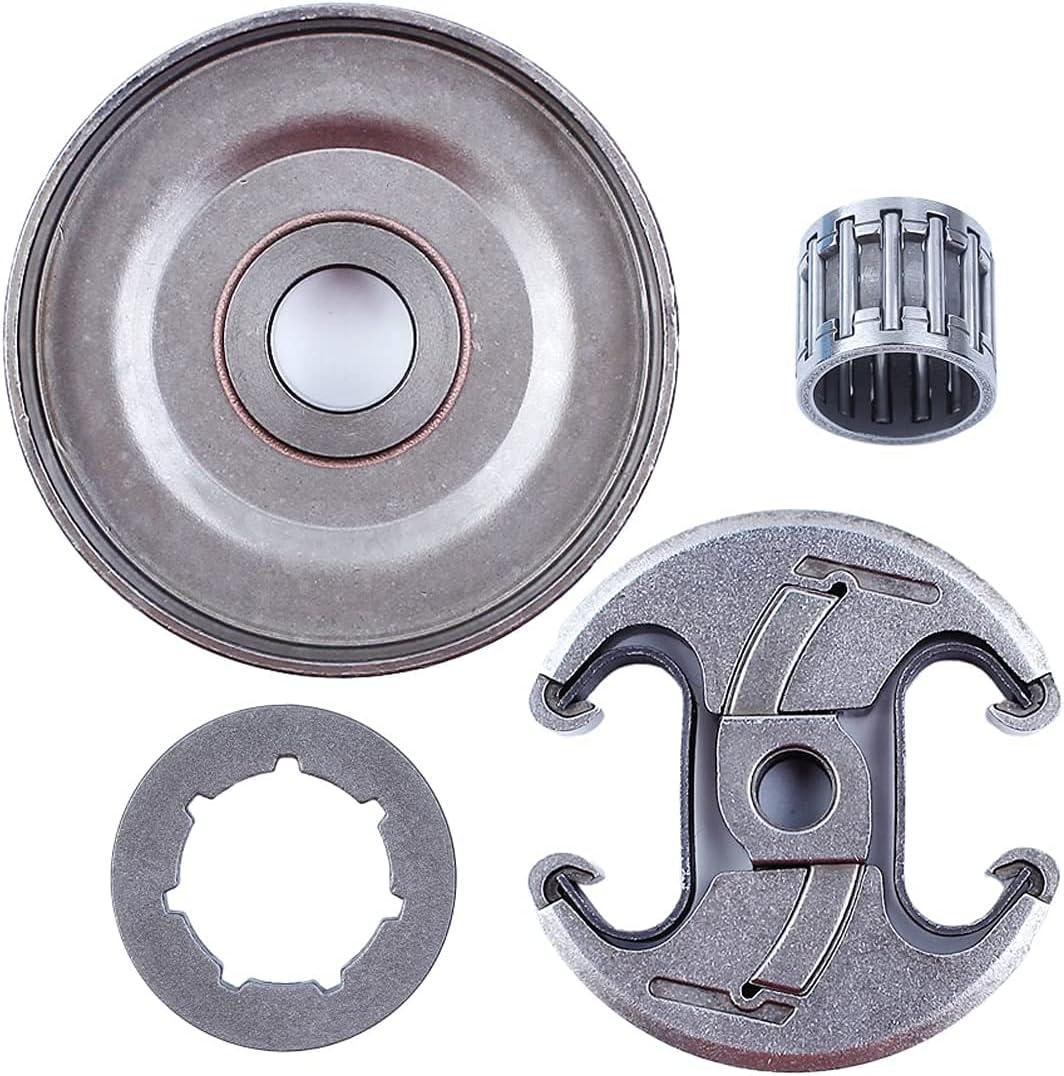.325-7T Clutch Drum Kit For Husqvarna 346XP 445 450 353 340 345 350 Chainsaw New
