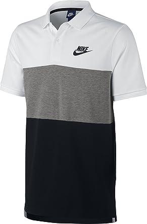Nike M NSW Pq Matchup Clrblk Polo de Manga Corta, Hombre: Amazon ...