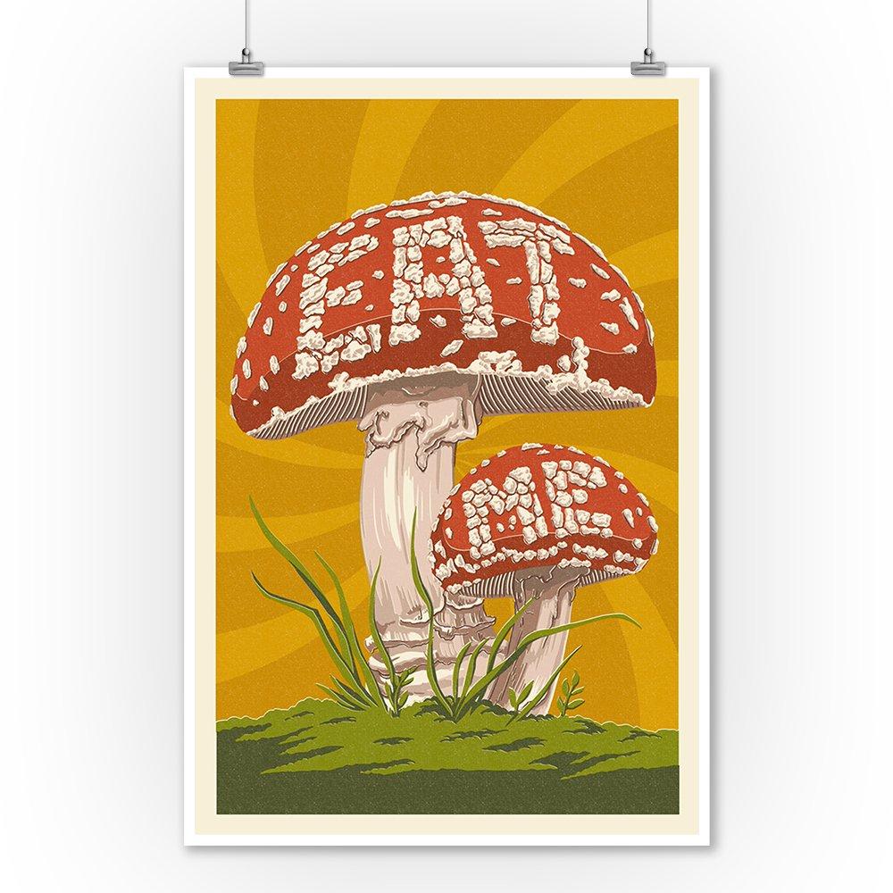 Beautiful Mushroom Wall Art Collection - Wall Decoration Ideas ...