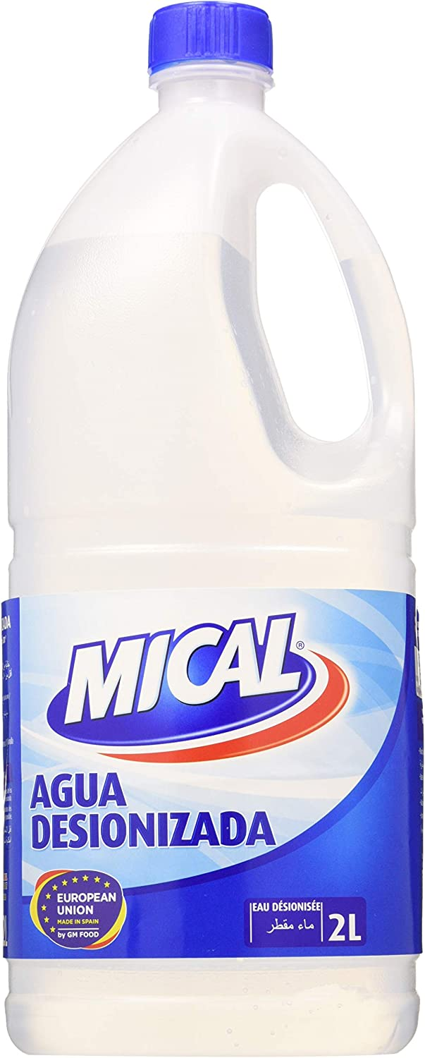 Amazon.es: Mical - Agua Destilada - 2 l