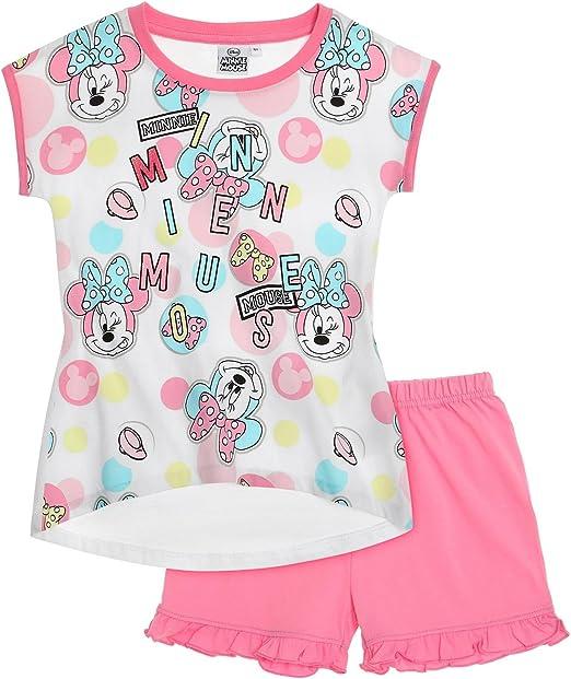 Disney Minnie Fille Pyjama 2016 Collection Turquoise