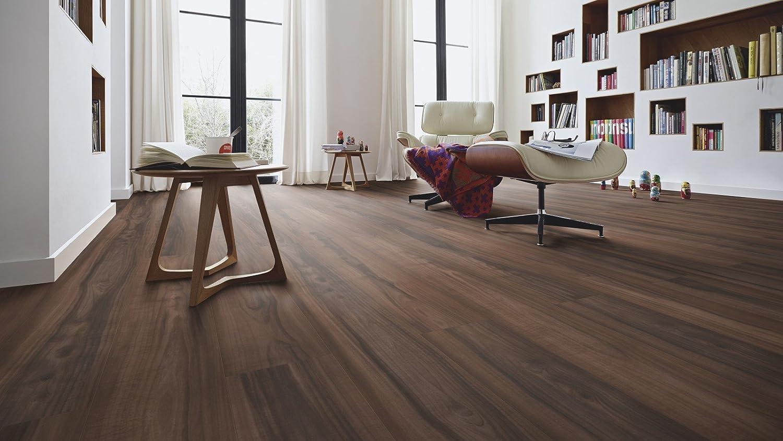 Vinyl Fußboden Meister ~ Meister designboden silenttouch® dd 300 nussbaum 6945 aquasafe