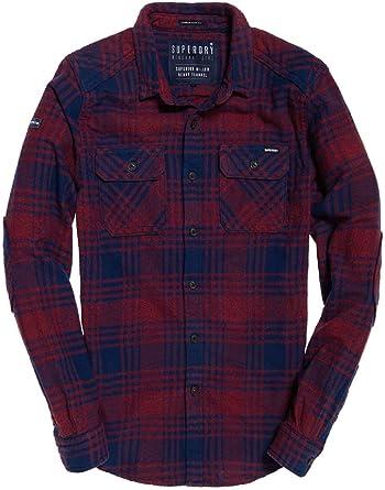 Superdry Camisa para Hombre: Amazon.es: Ropa y accesorios