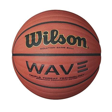 Wilson Wave Game Balón de Baloncesto, 7: Amazon.es: Deportes y ...