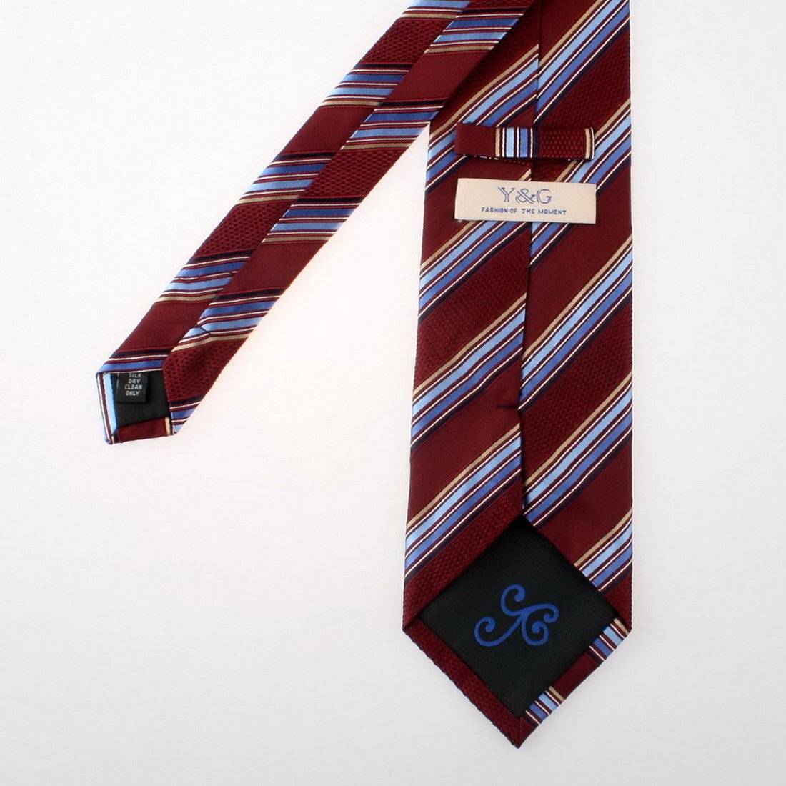 Y/&G Mens Fashion Hallowmas Silk Neckties For Presents Ideas Series Ties