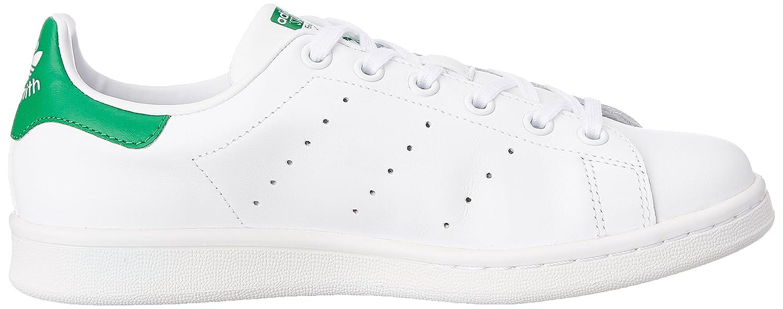 Adidas Originals Stan Smith, Scarpe da da da Basket Unisex – Bambini B00P9DU2F6 37 1 3 EU Bianco (Footwear bianca Footwear bianca verde) | Prima i consumatori  | Una Buona Reputazione Nel Mondo  | Reputazione a lungo termine  | Vari disegni attuali  | 4e5752