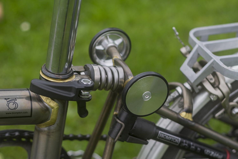 """9.5 mm 3//8/"""" 26TPI Paire De Vélo Roue Bicyclette Essieu Noix"""