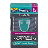 DenTek Ready-Fit Disposable Guards | For Nighttime Teeth Grinding |16 Count
