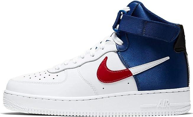 Amazon.com: Nike Air Force 1 NBA - Zapatillas altas para ...