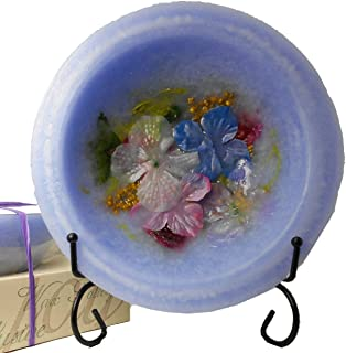 product image for Habersham Hydrangea Wax Pottery Vessel