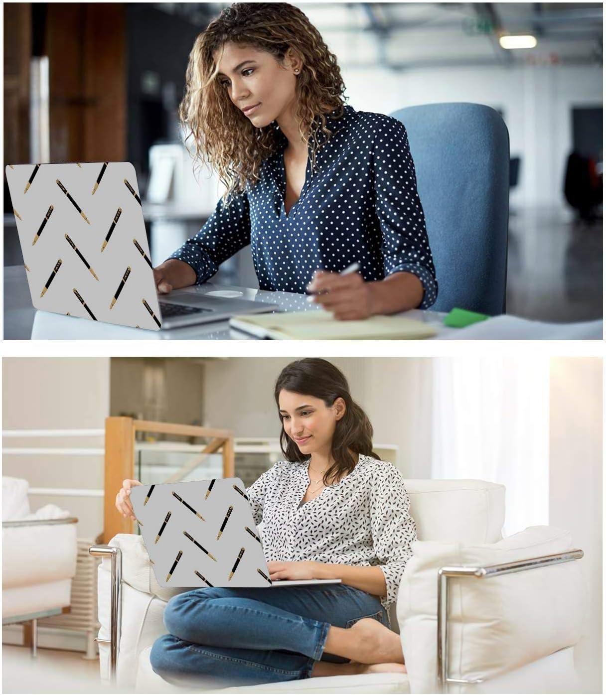 Laptop Case MacBook Pro School Creative Art Fashion Pen Writing Plastic Hard Shell Compatible Mac Air 11 Pro 13 15 2018 MacBook Pro Accessories Protection for MacBook 2016-2019 Version