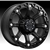 "Gear Alloy 718B BLACKJACK Black Wheel (20x9""/6x5.5"", +18mm Offset)"