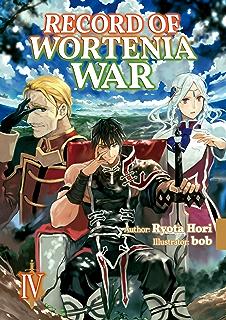Amazon.com: Record of Wortenia War: Volume 3 eBook: Ryota ...