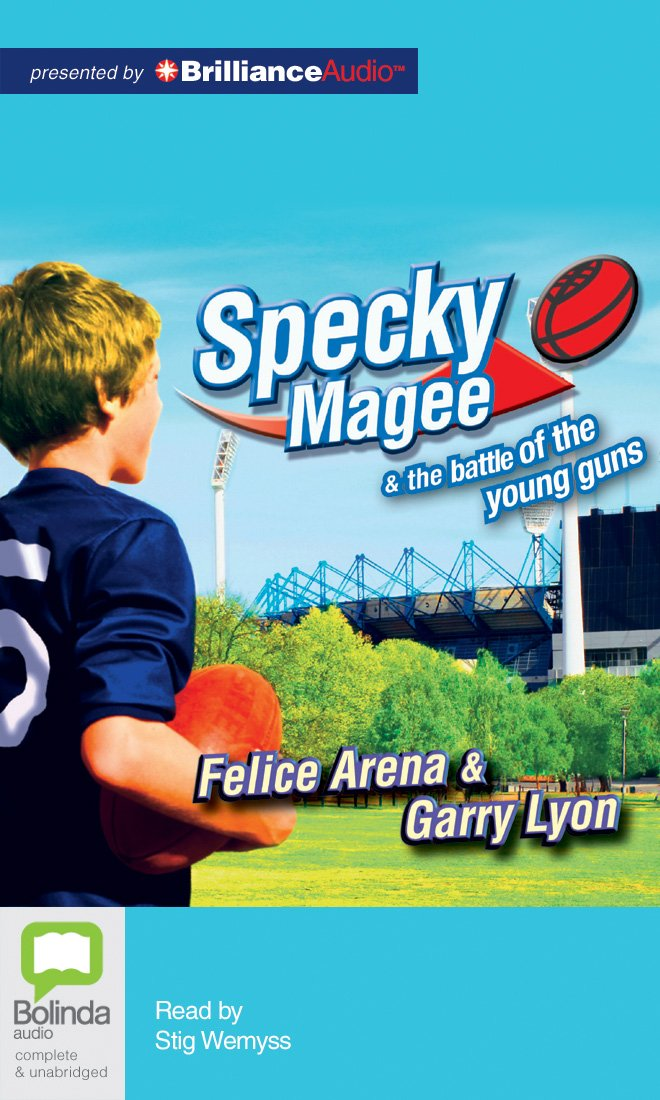 Specky Magee and the Battle of the Young Guns pdf