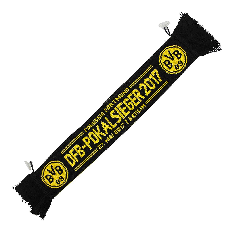 Borussia Dortmund BVB-Autoschal zum DFB-Pokalsieg 2017 one Size