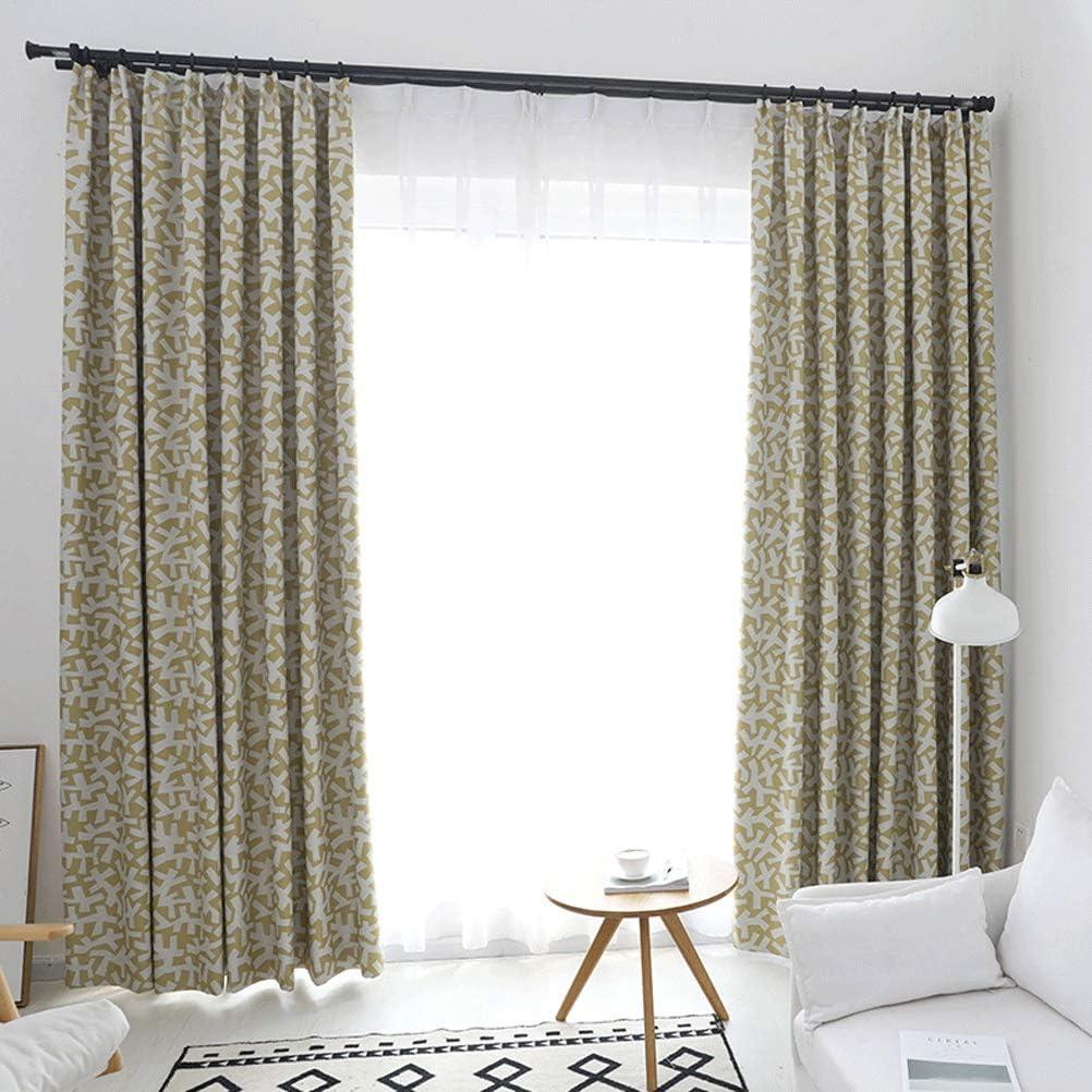 Amazon Com Warm Carpet Curtains Nordic Style Curtains Bay Window