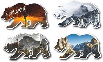 Yosemite Bear Sticker